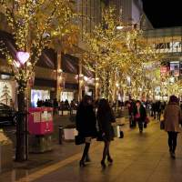 Image of Christmas Illuminations at Tenjin(2013)