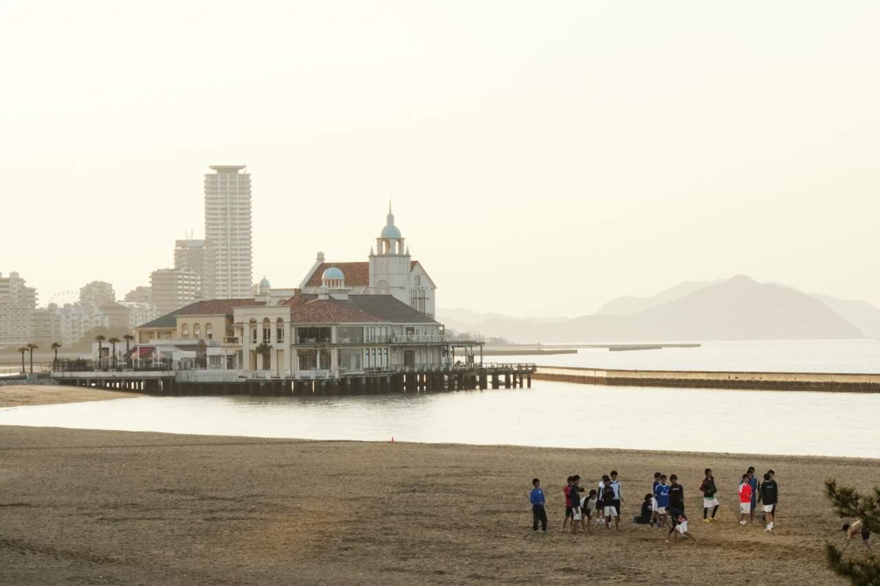 海滨百道(海上娱乐城)(2014)图片
