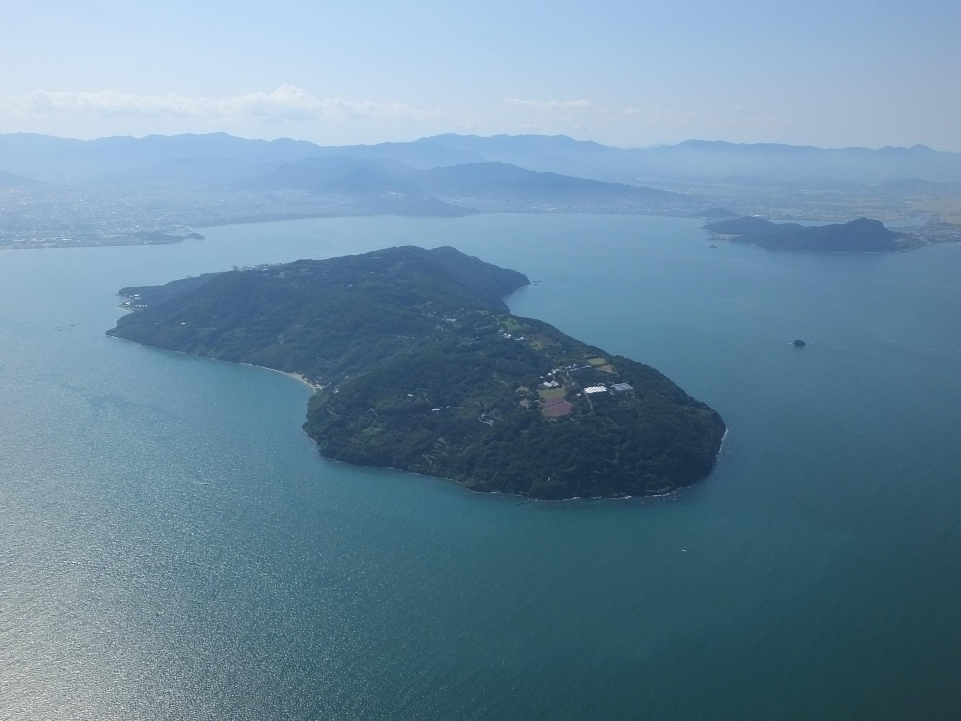 能古岛(2014)图片