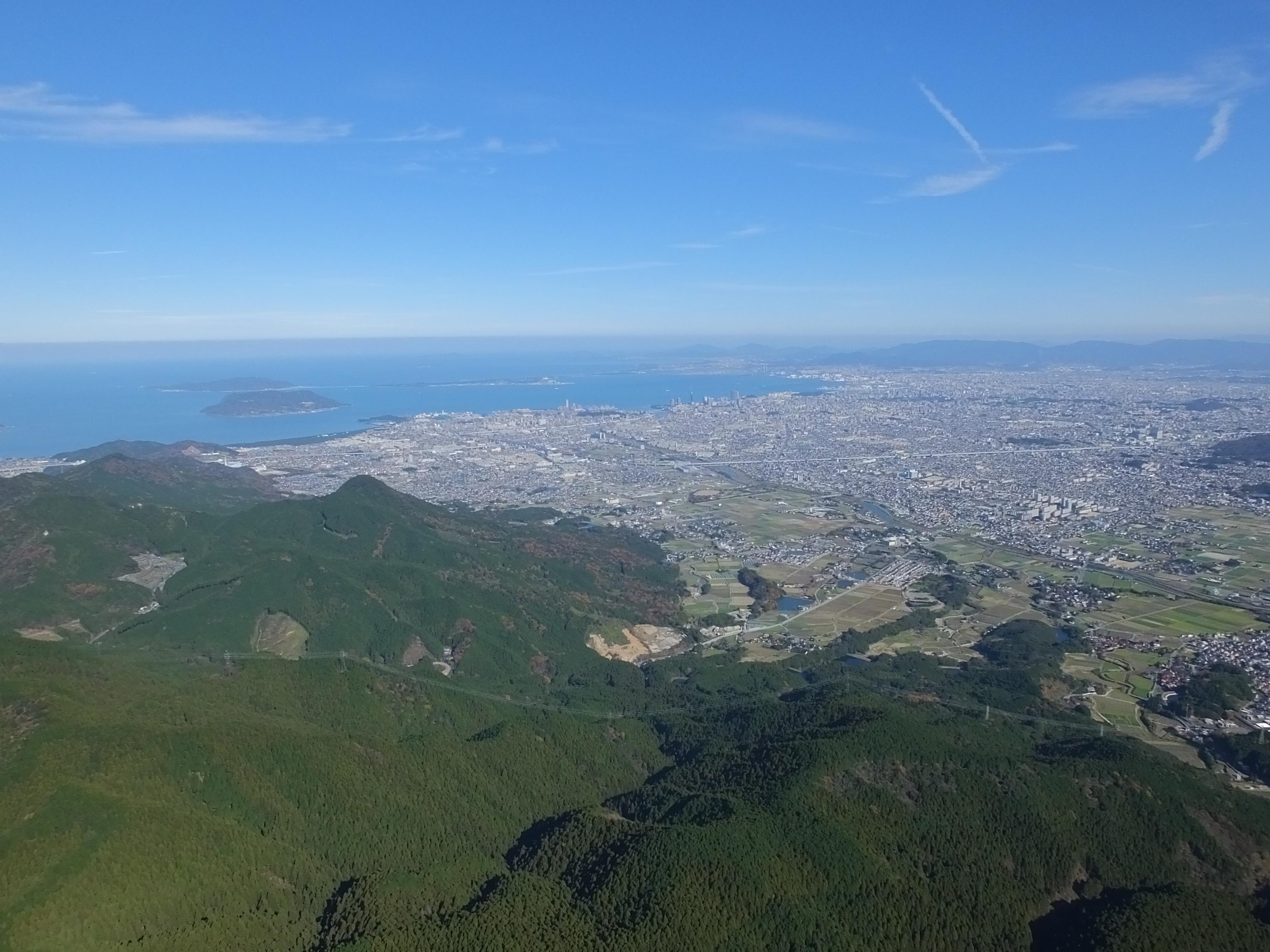 福岡市全景(2014)の画像