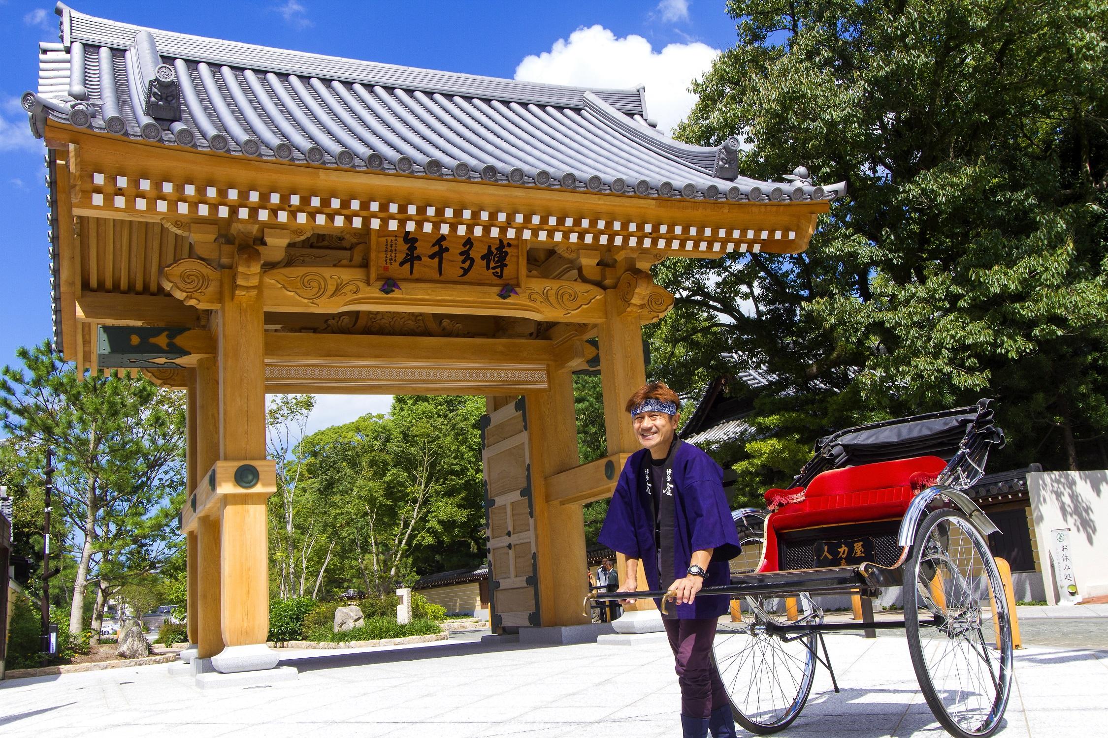 博多千年門(2014)の画像