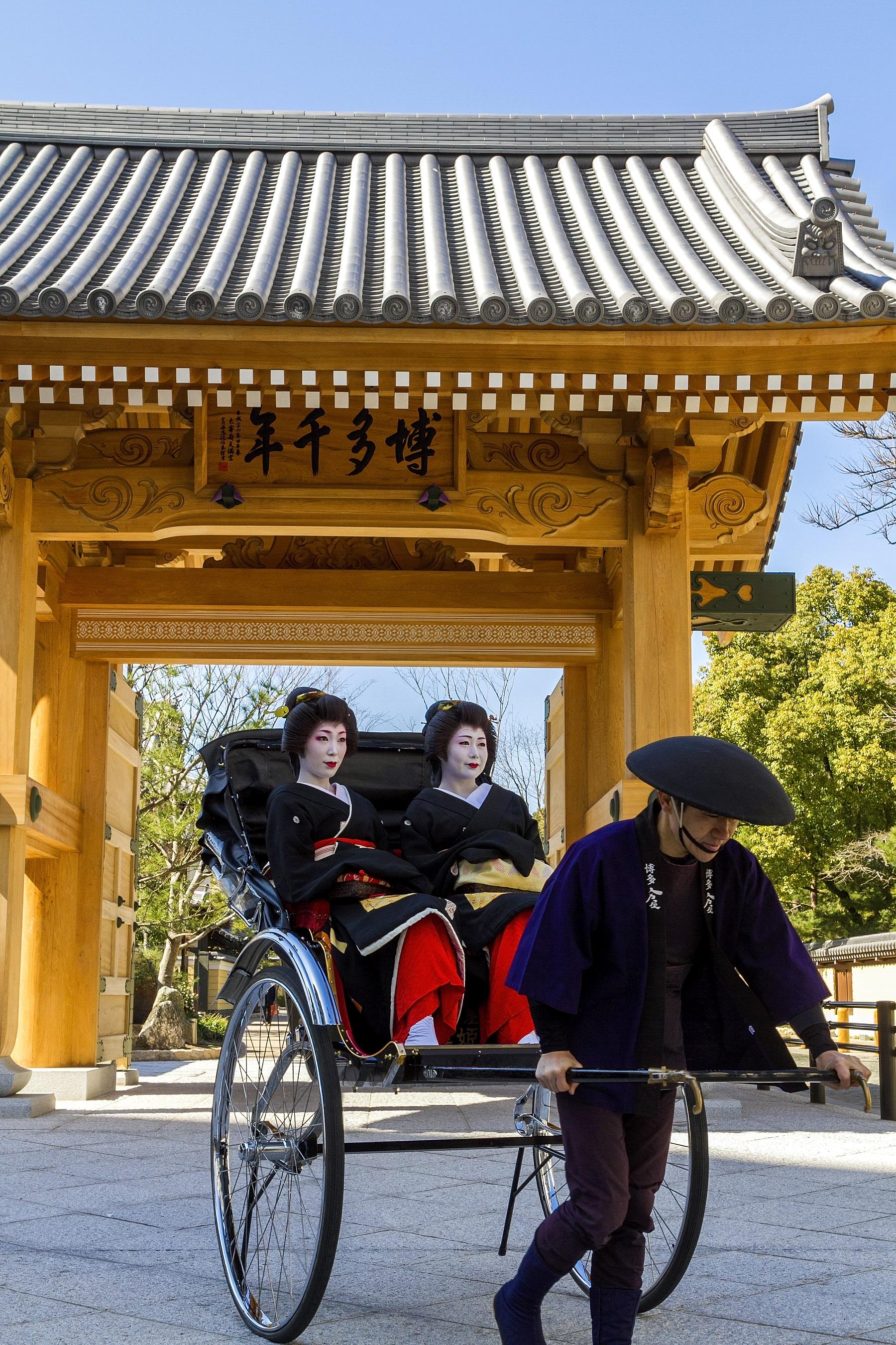 博多千年門(2015)の画像