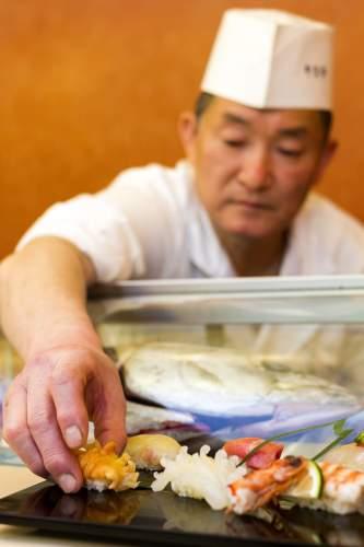 寿司(2015)の画像