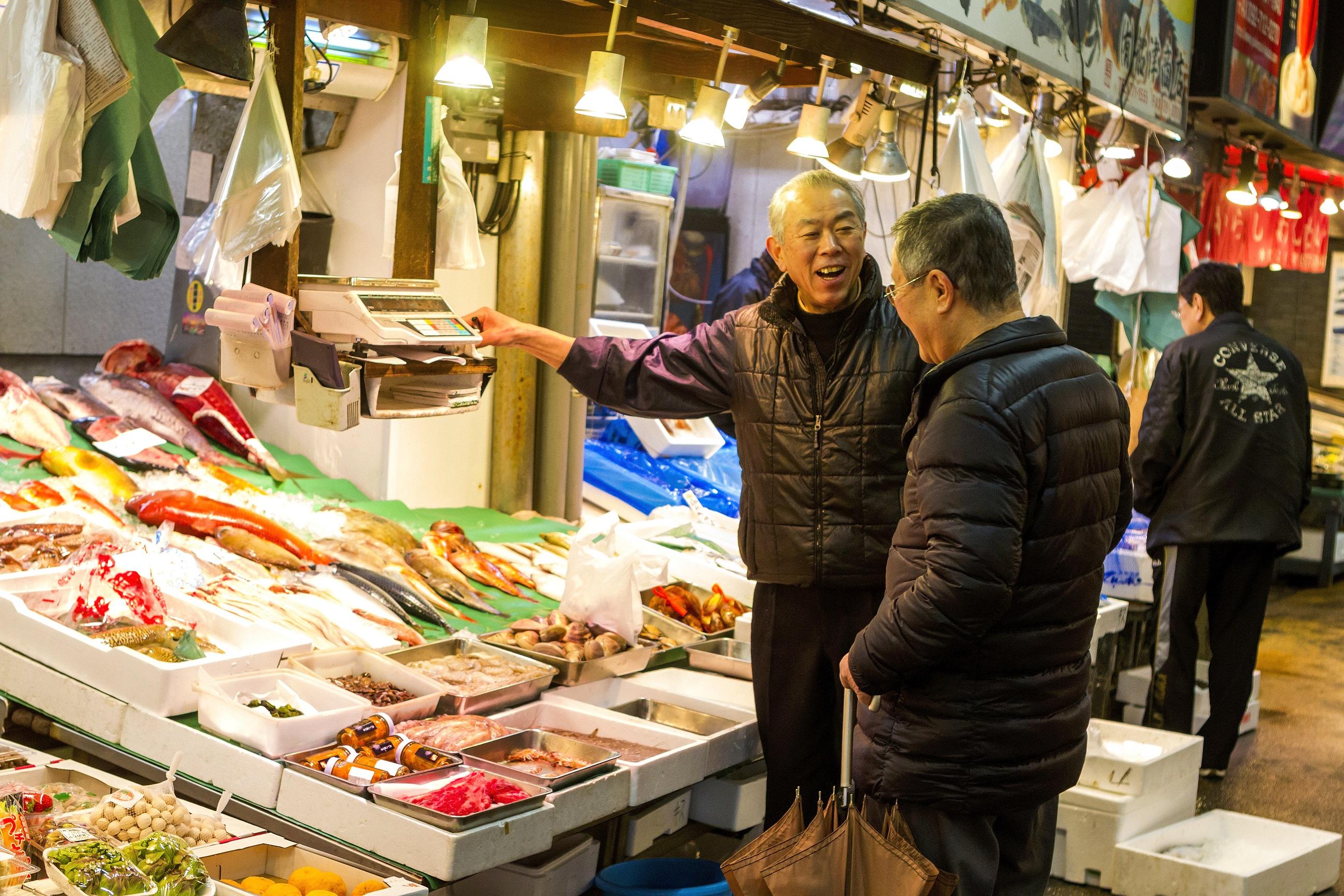 柳橋連合市場(2016)の画像
