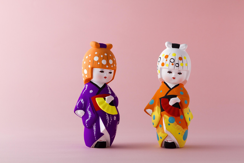 博多人形(2015)の画像