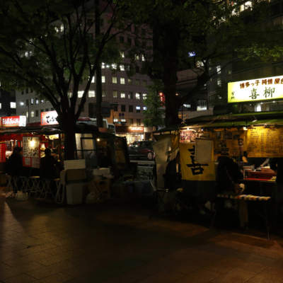 Image of Food Stalls(2017)