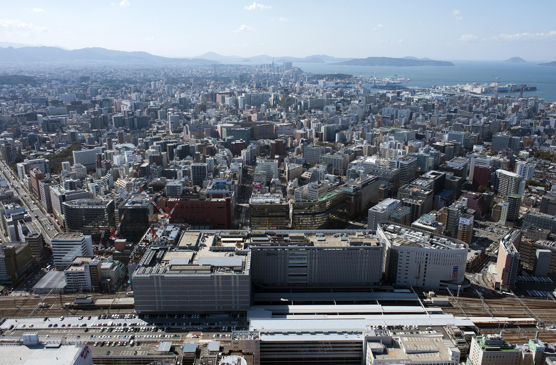 博多駅(2015)の画像