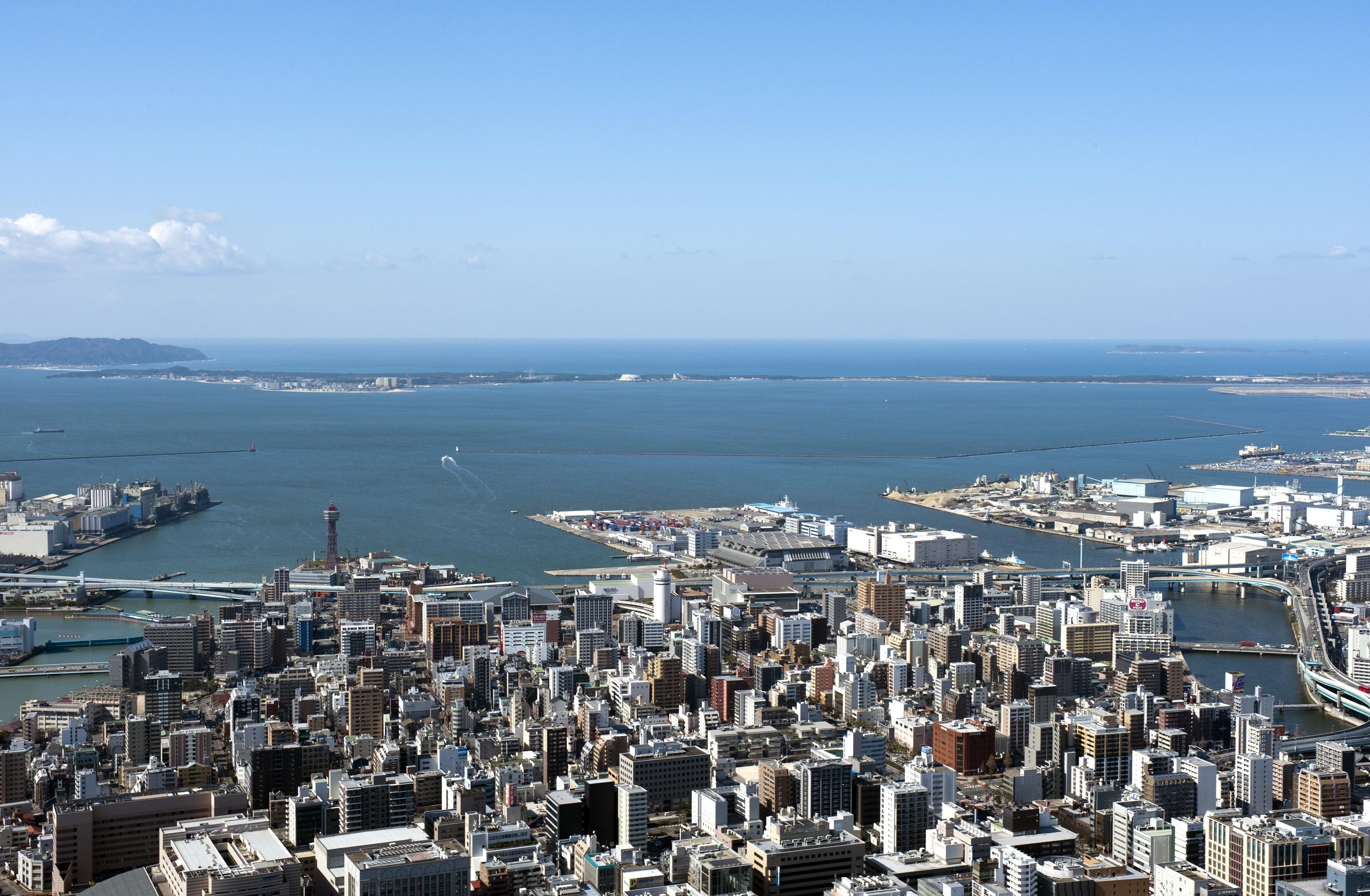 博多湾(2015)の画像