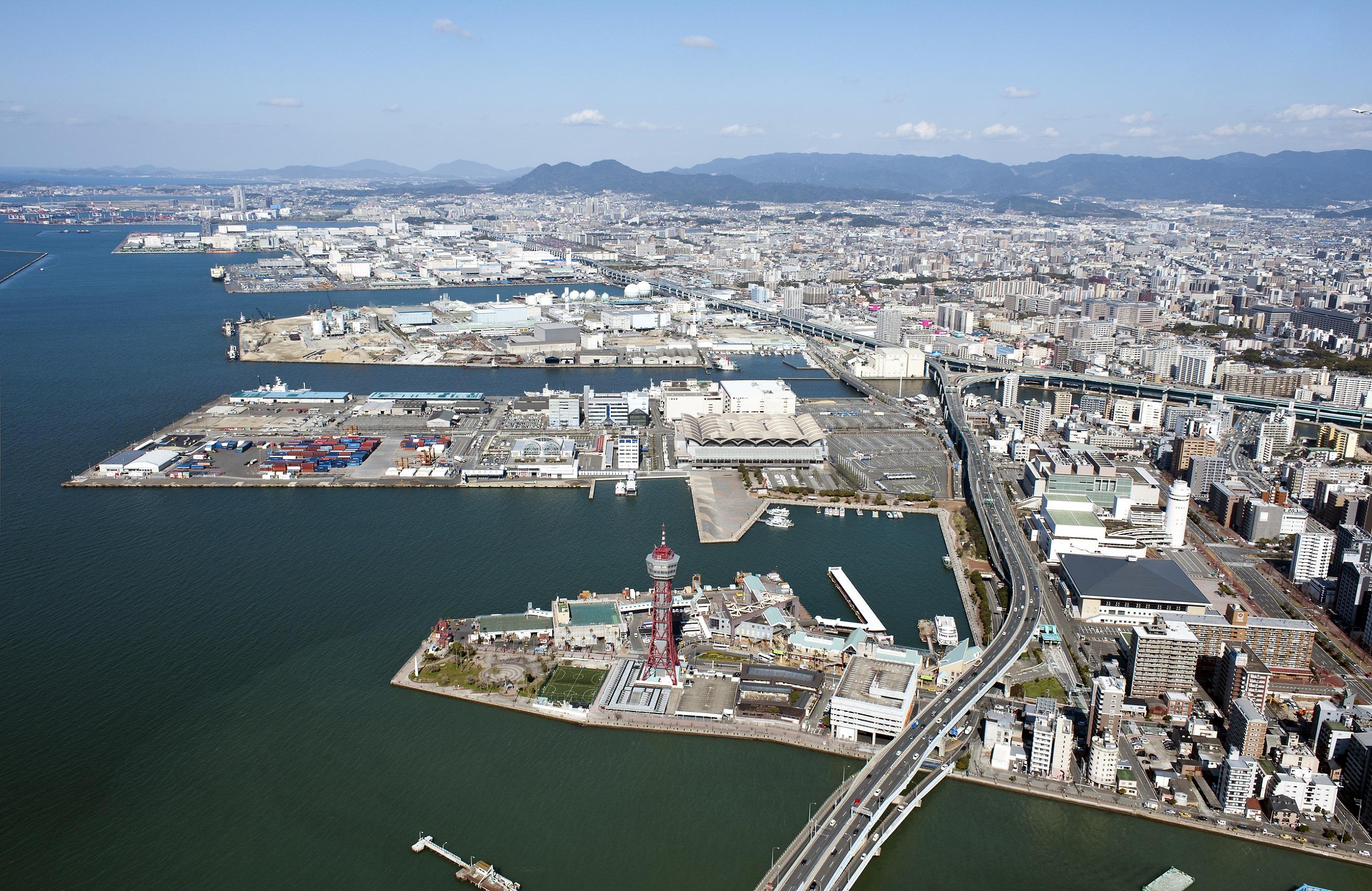 博多港(2015)の画像