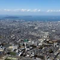 福岡市全景(2015)の画像