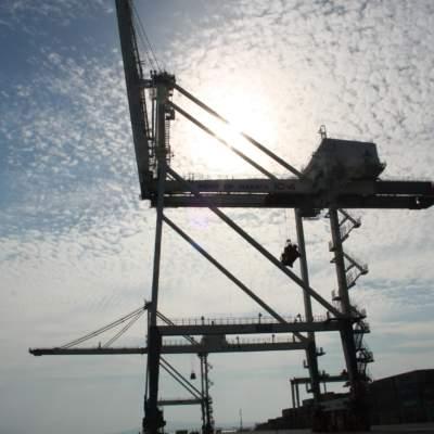 Image of Hakata Port(2014)