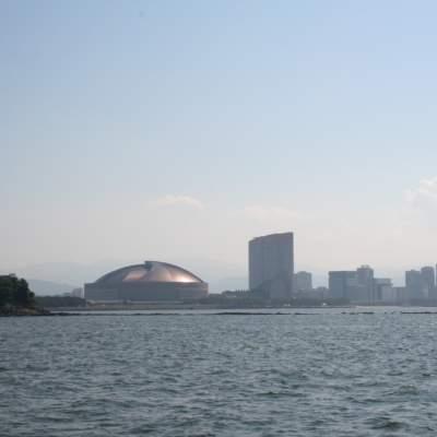 Image of Hakata Bay(2015)