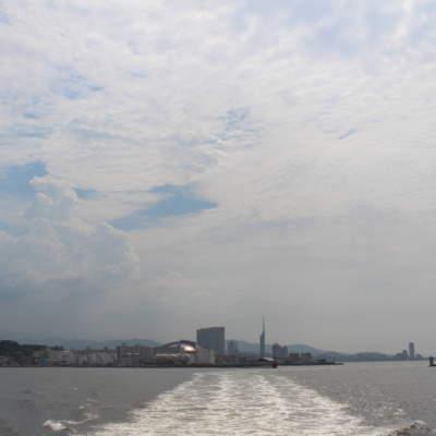 博多湾・シーサイドももち(2015)の画像