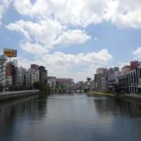 那珂川・福博であい橋(2017)の画像