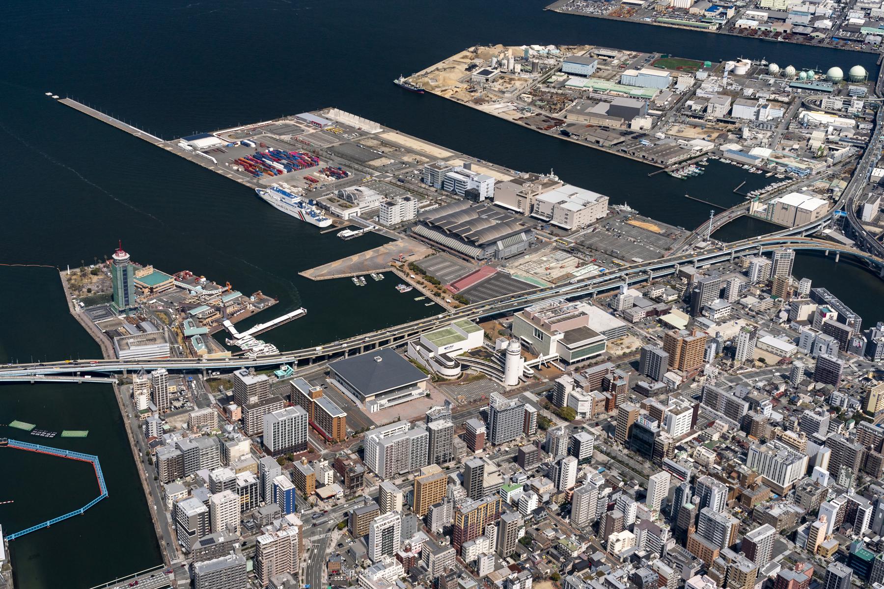 博多港(2019)の画像