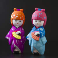 博多人形(2018)の画像