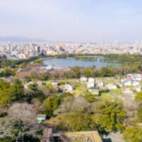 福岡城跡(2019)の画像