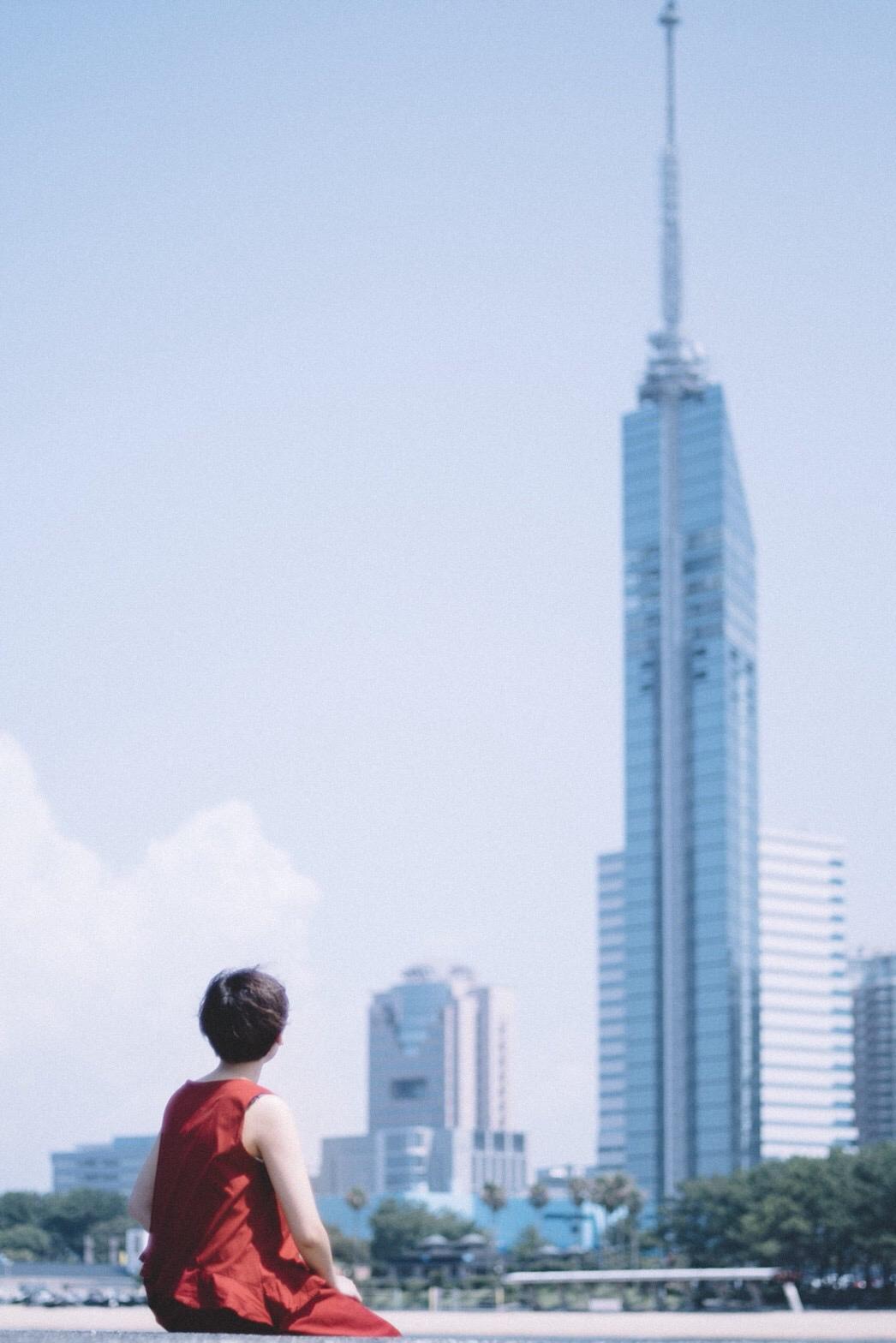 福岡タワー(2018)の画像